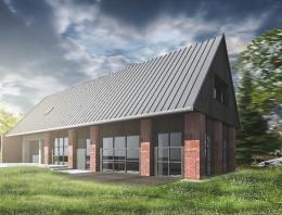 Rekonstrukce stodoly v Lomnici