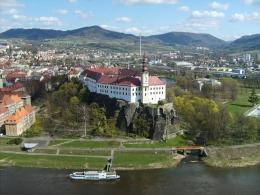 Martin Hilpert zasedl ve výběrové komisi - architekt města Děčína