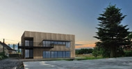 Novostavba rodinného domu u Plzně
