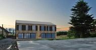 Novostavba rodinného domu u Plzně II