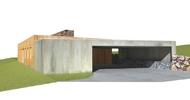 Novostavba rodinného domu v Jeřmanicích