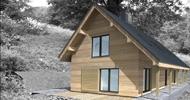 Novostavba rodinného domu ve Vrchlabí