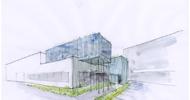 Přístavba továrny Cerekvice