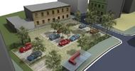 Rekonstrukce části Malého náměstí v Liberci