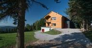 Rekonstrukce rodinného domu v Krkonoších